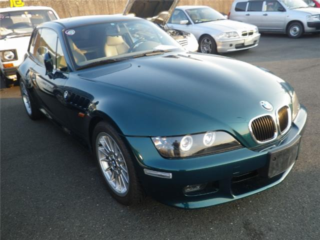 Bmw Z3 Coupe 28 German Youngtimer